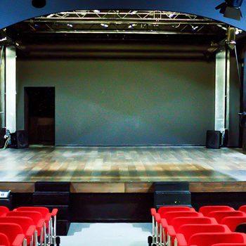 foto teatro palco